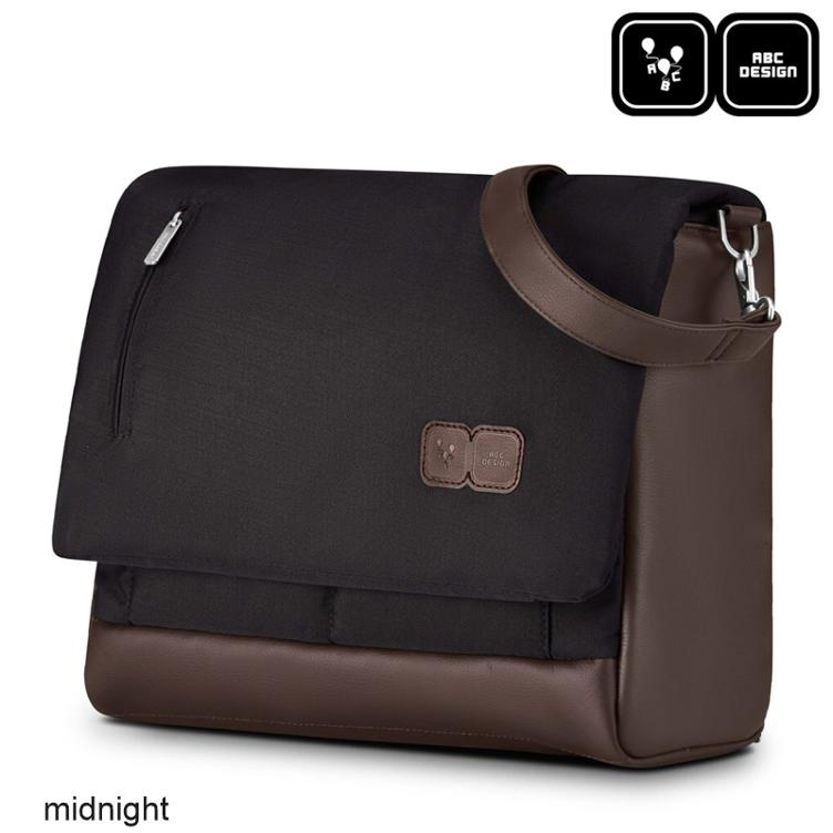 ABC Design Wickeltasche Urban Fashion - 3