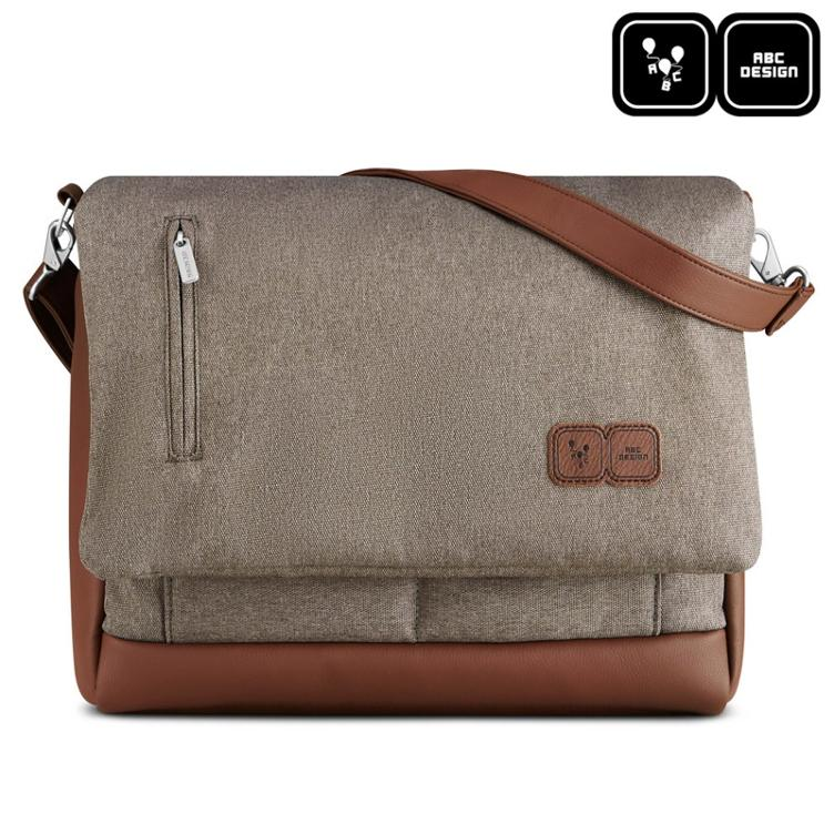 ABC Design Wickeltasche Urban Fashion - 2