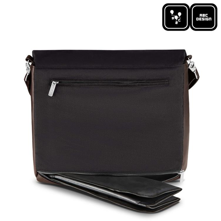ABC Design Wickeltasche Urban Fashion - 6
