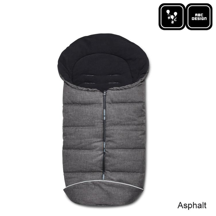 ABC Design Winterfusssack Diamond