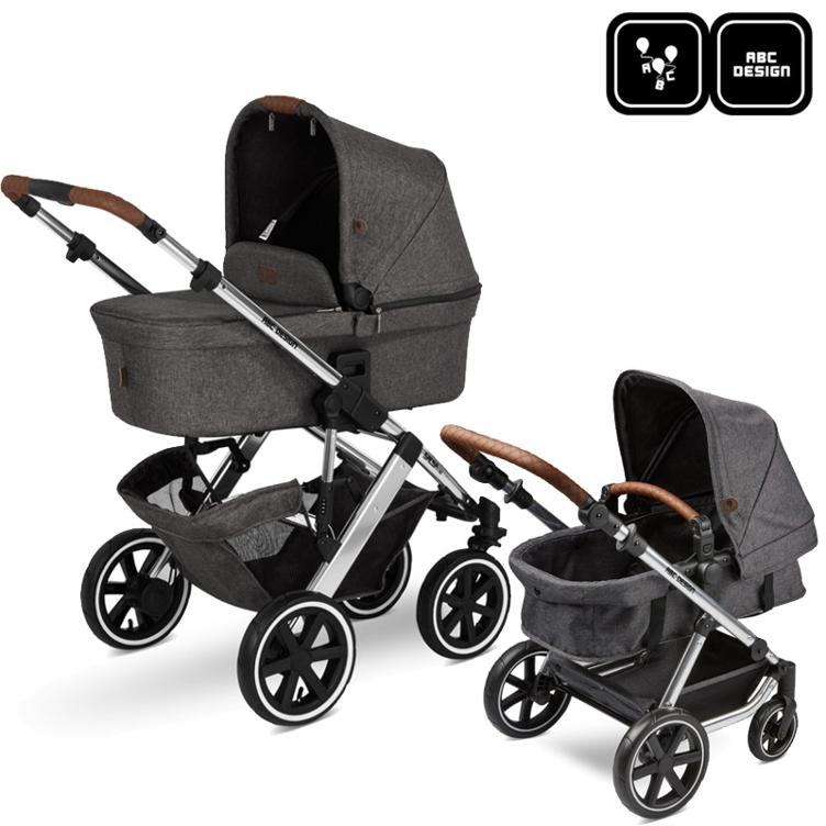 ABC Design Puppenwagen Migno Diamond