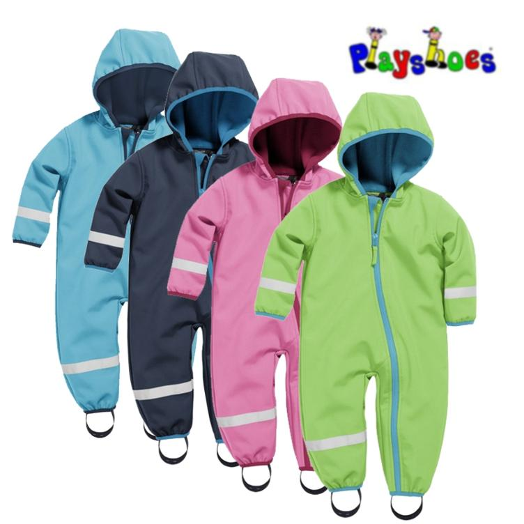 Playshoes Softshell-Overall