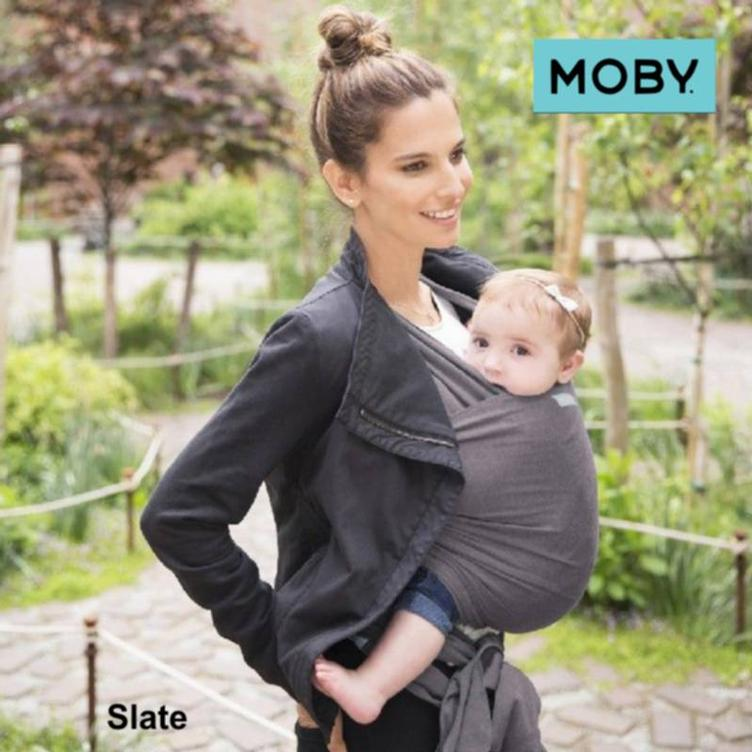 Moby Wrap Classic Tragetuch - 2